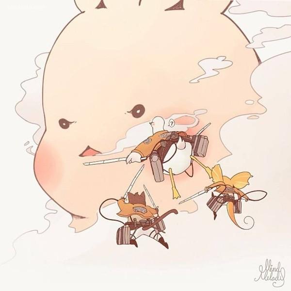 Mind Melody 儿童插画欣赏