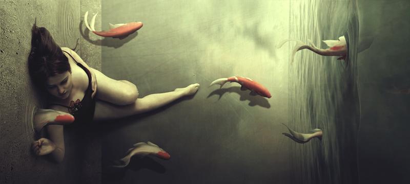 Norvz Austria 造梦者 超现实主义数字艺术作品欣赏
