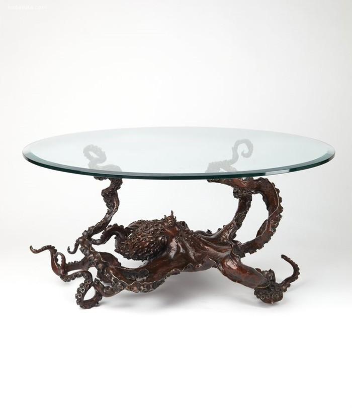 关于章鱼 你有多喜欢 创意生活设计欣赏