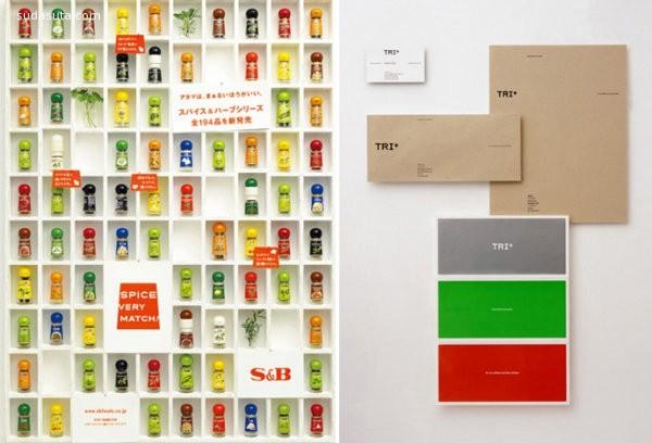 充满色彩的日本包装设计欣赏