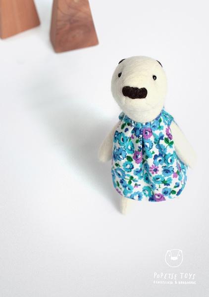 Popetse Toys 减越可爱的玩具设计