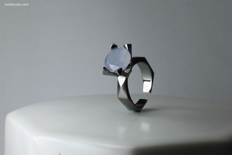 中国设计师QIANJIA 星座首饰设计欣赏