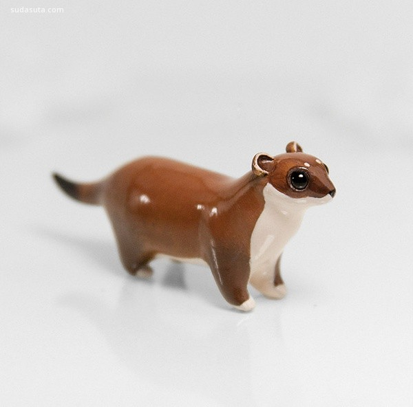 Rama Lama 手工陶瓷玩具设计欣赏