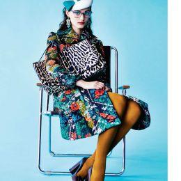超级名模Sibui Nazarenko 时尚摄影欣赏