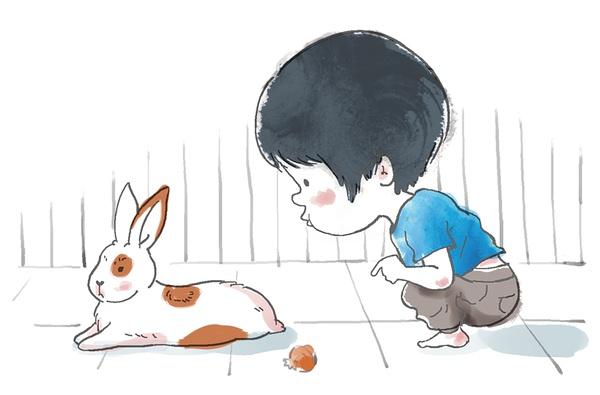 Yong Ling 水彩插画欣赏