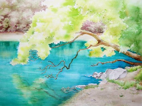 村上裕美子 艺术插画欣赏