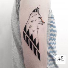 Axel Ejsmont 纹身设计欣赏