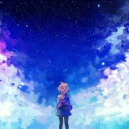 《境界的彼方》少女漫画主题CG欣赏