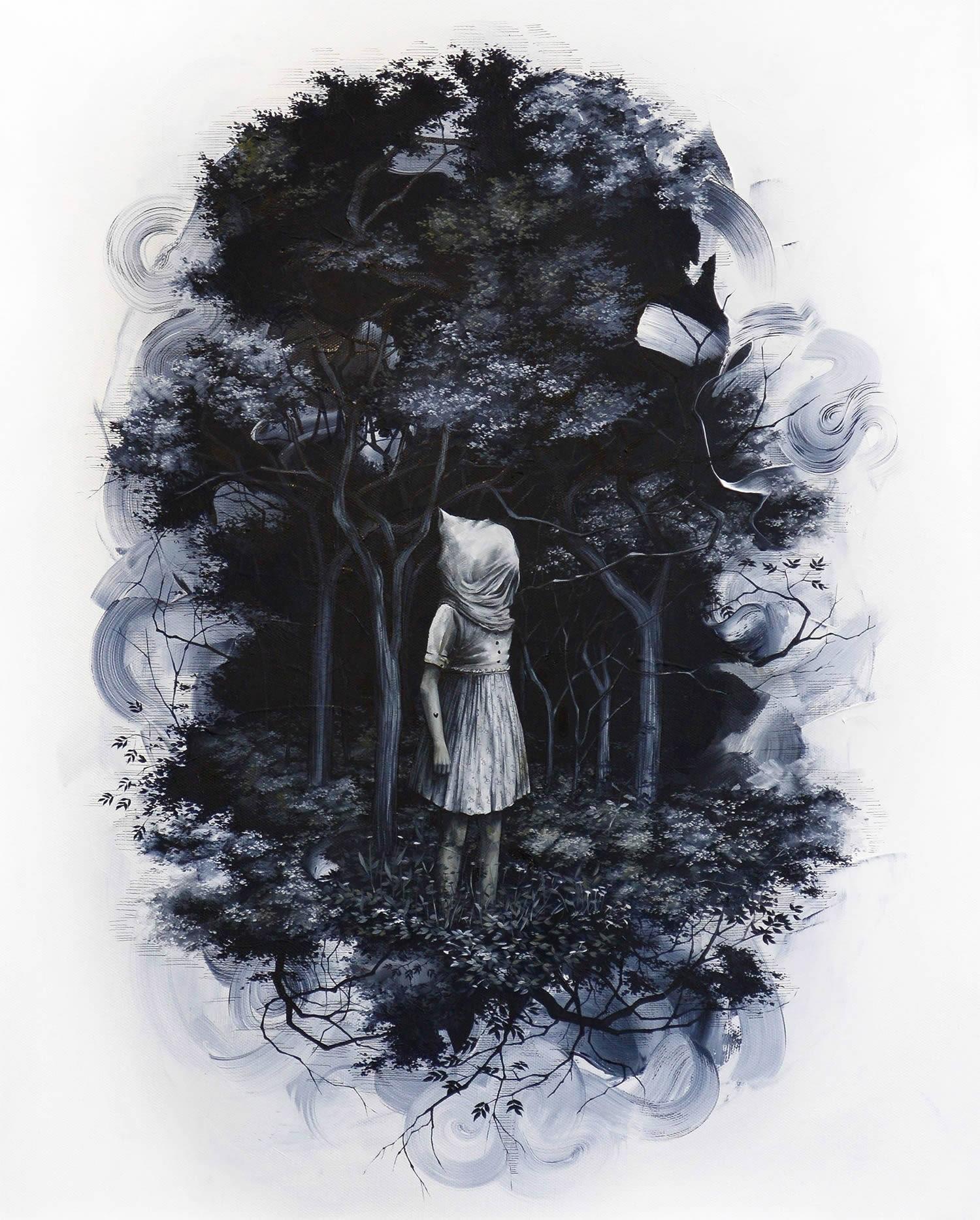 Candice Tripp 绘画艺术欣赏