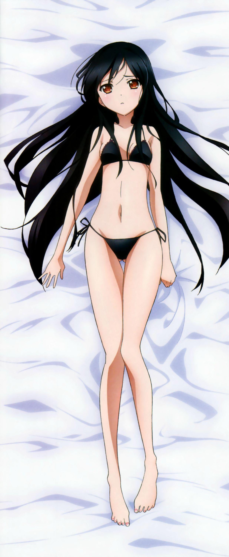 《加速世界》主题少女漫画CG欣赏