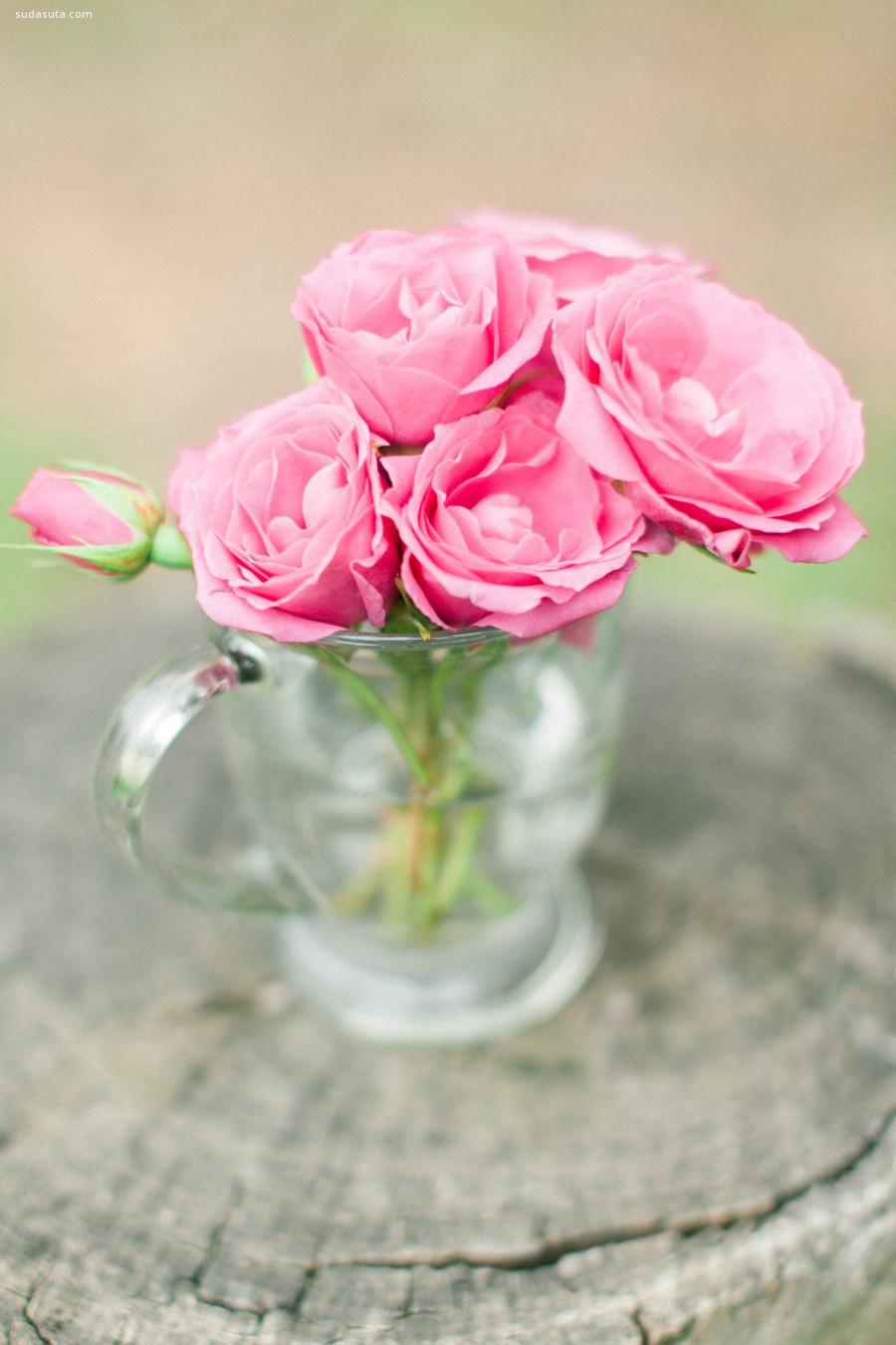 婚礼花朵主题摄影欣赏