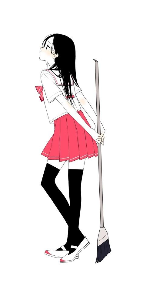 kuRi 二次元美少女 原创漫画欣赏