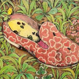 田中清代(KIYO TANAKA)儿童插画欣赏