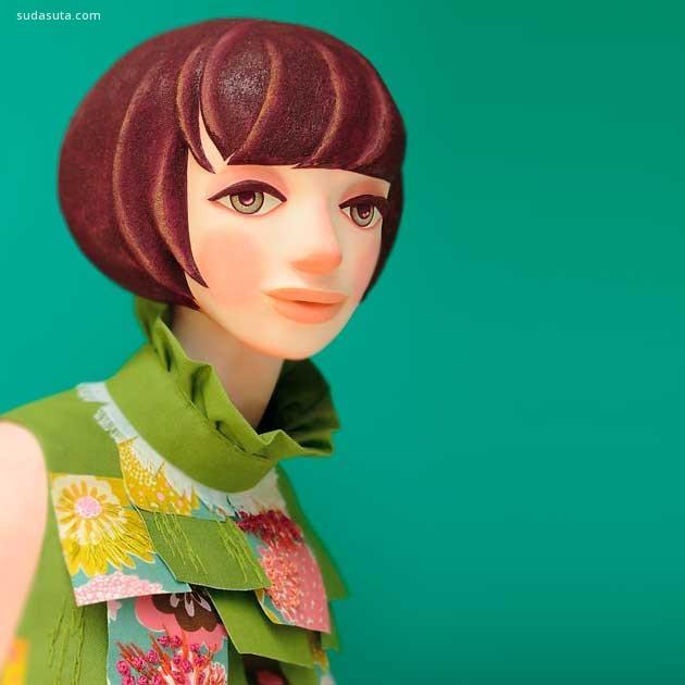 大森せい子(Ohmori Seiko) 艺术作品欣赏