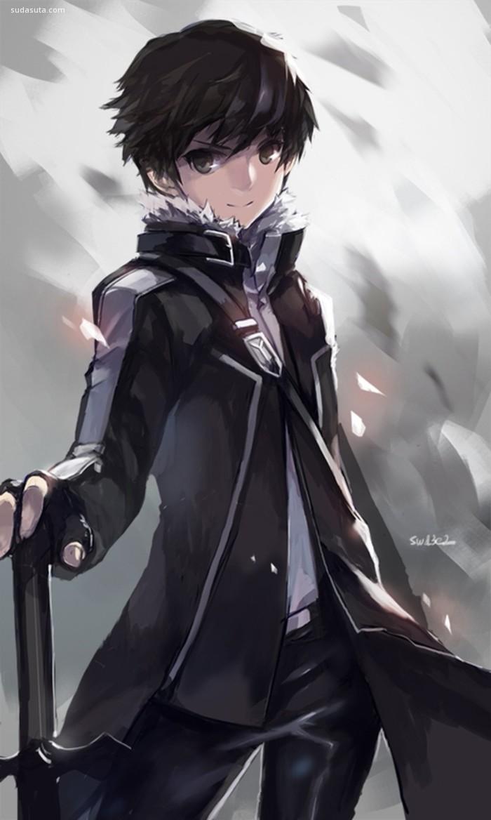 刀剑神域 主题CG欣赏