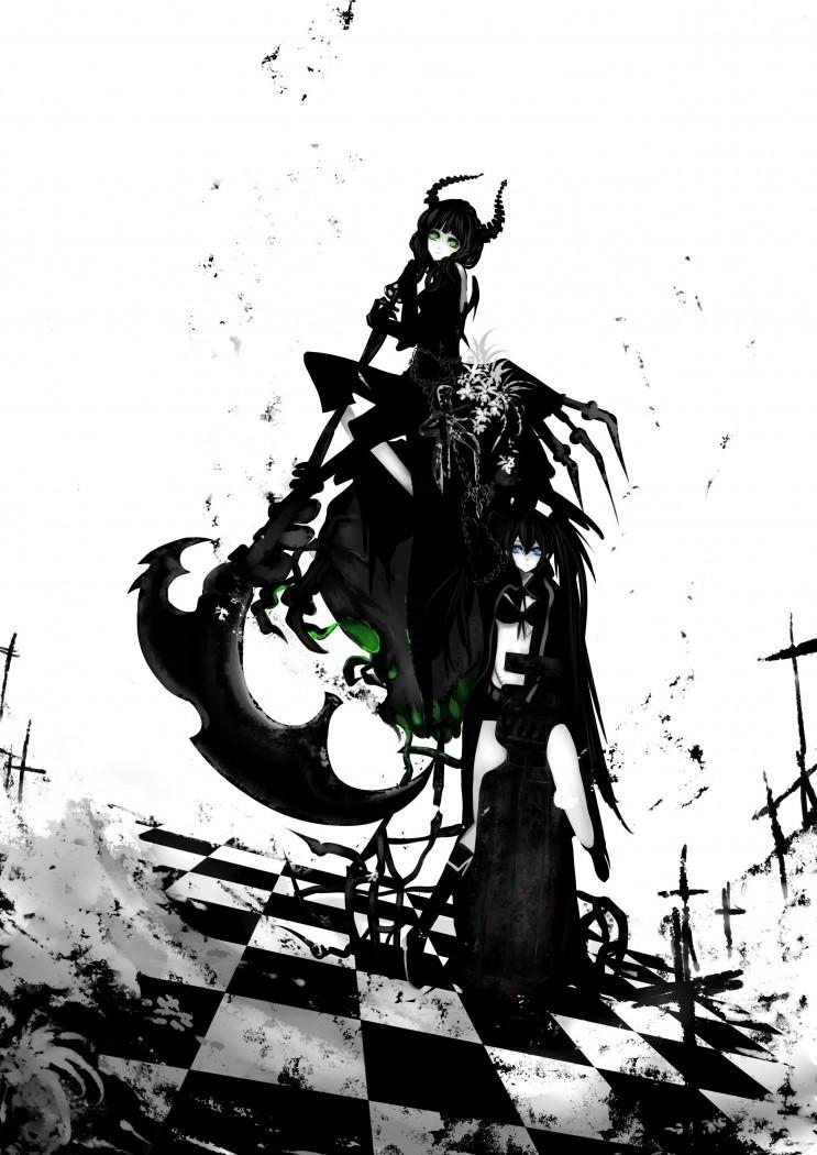 《黑岩射手》主题CG作品欣赏