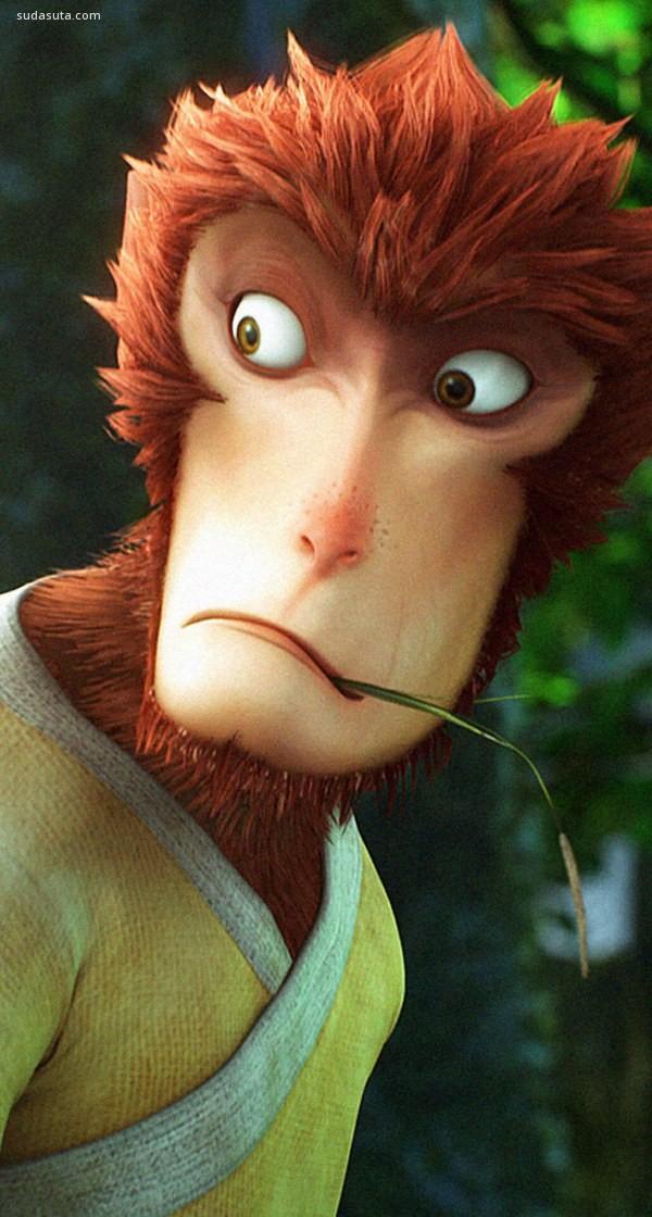 《大圣归来》每个人的心中,总有一只猴子