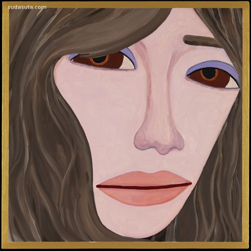 Brian Calvin 肖像插画欣赏