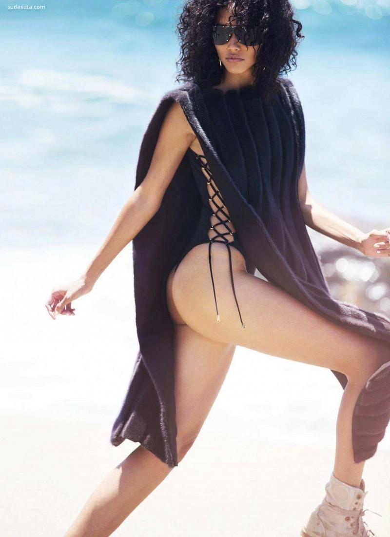 Cora Emmanuel 时尚摄影欣赏