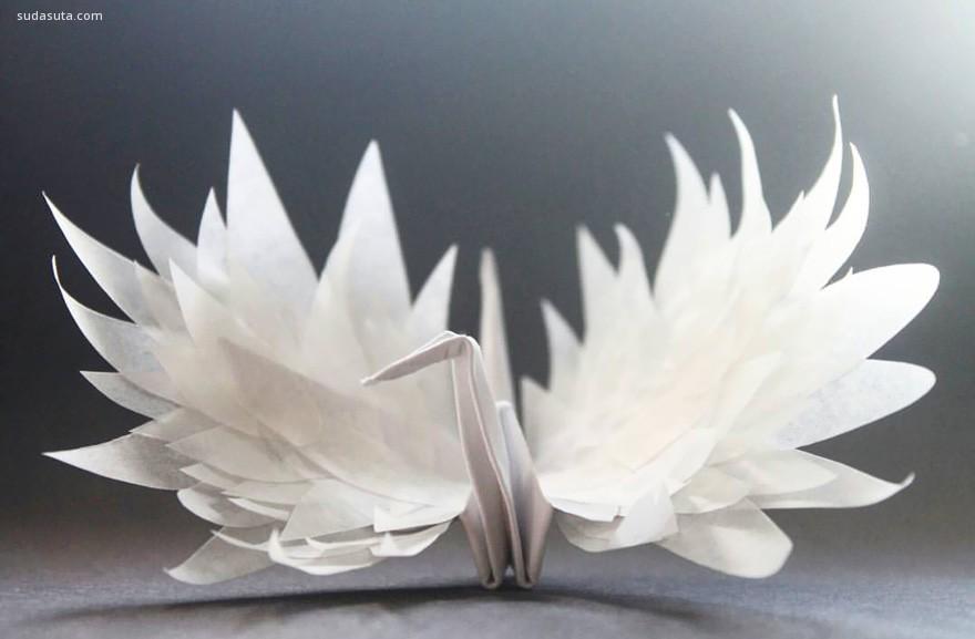 Cristian Marianciuc 每日的千纸鹤
