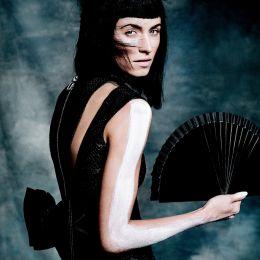 Elizaveta Porodina 武士与时尚 时尚摄影欣赏