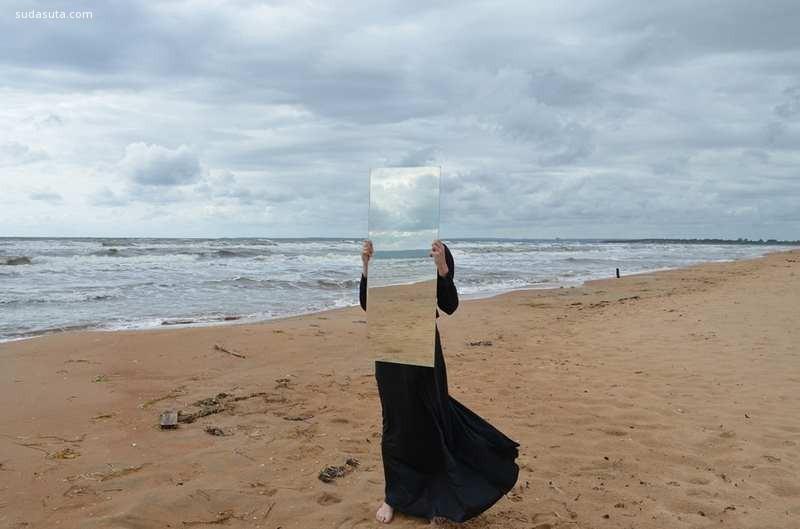 Kersti K 超现实主义摄影作品欣赏
