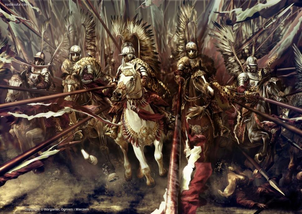 波兰艺术家 Mariusz Kozik 关于战争