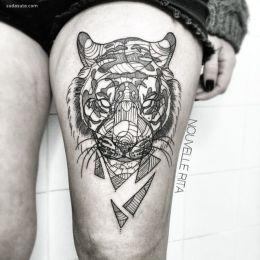 Nouvelle Rita 纹身设计欣赏