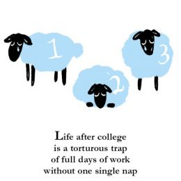 Samantha Jayne 幽默可爱的生活绘本
