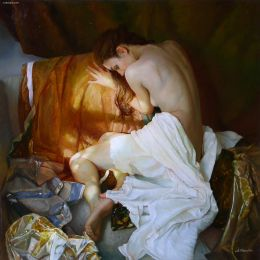Serge Marshennikov 古典主义绘画艺术欣赏