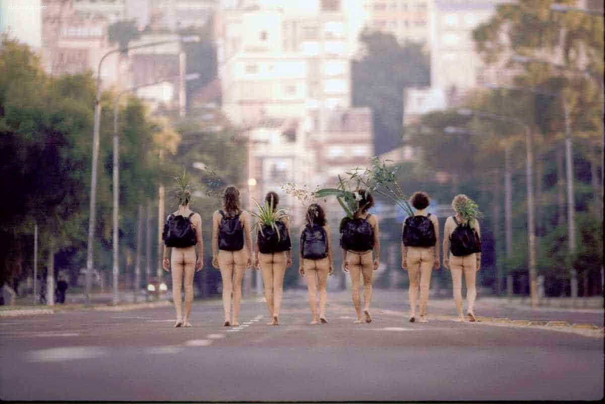 Tuane Eggers 青春人像摄影欣赏