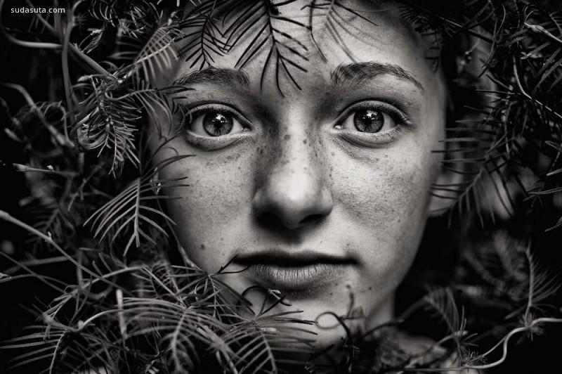 Tytia Habing 黑白摄影欣赏