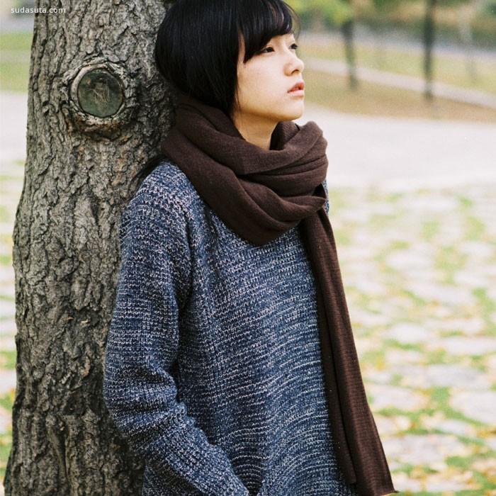 安小落 喜欢一个人旅行的女生