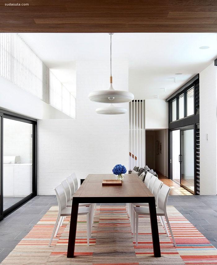Stepping house 建筑和室内设计欣赏