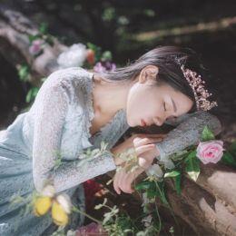 衿念 花若盛开 蝴蝶自来