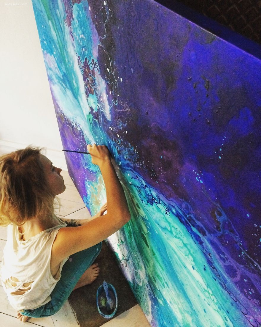 Emma Lindström 艺术作品欣赏