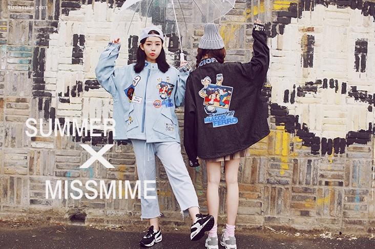 Missmime米米小姐 世界上的另一个我