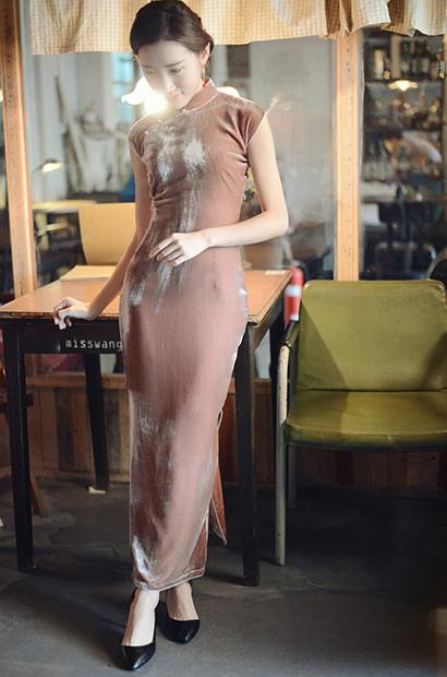 茉茉 温柔的旗袍店