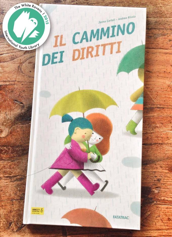 Andrea Rivola 儿童插画欣赏