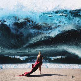 Annija Veldre 令人惊叹的绘画艺术