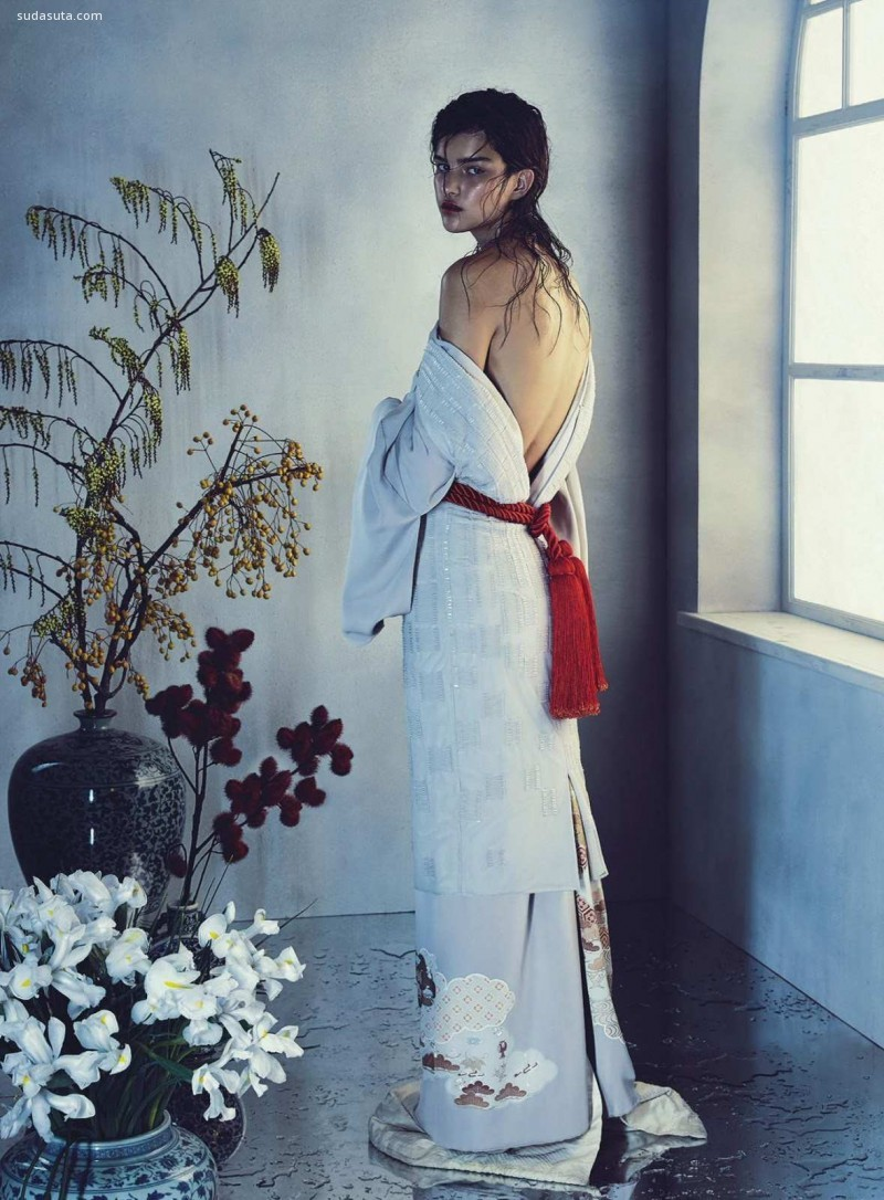 Astrid Holler 时尚人像摄影欣赏
