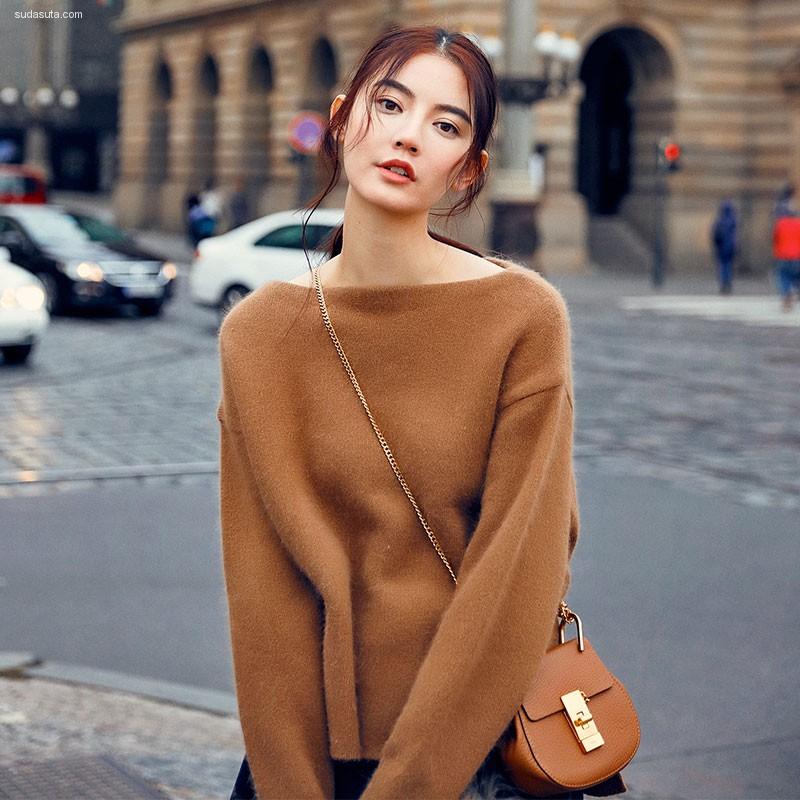 Audrey Wang 原创设计女装