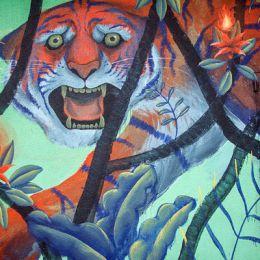 Barlo 城市绘画欣赏