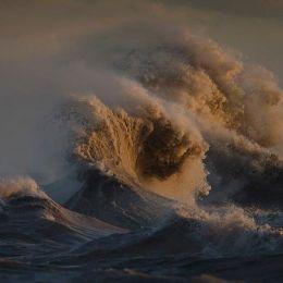 Dave Sandford 极限天气摄影作品欣赏