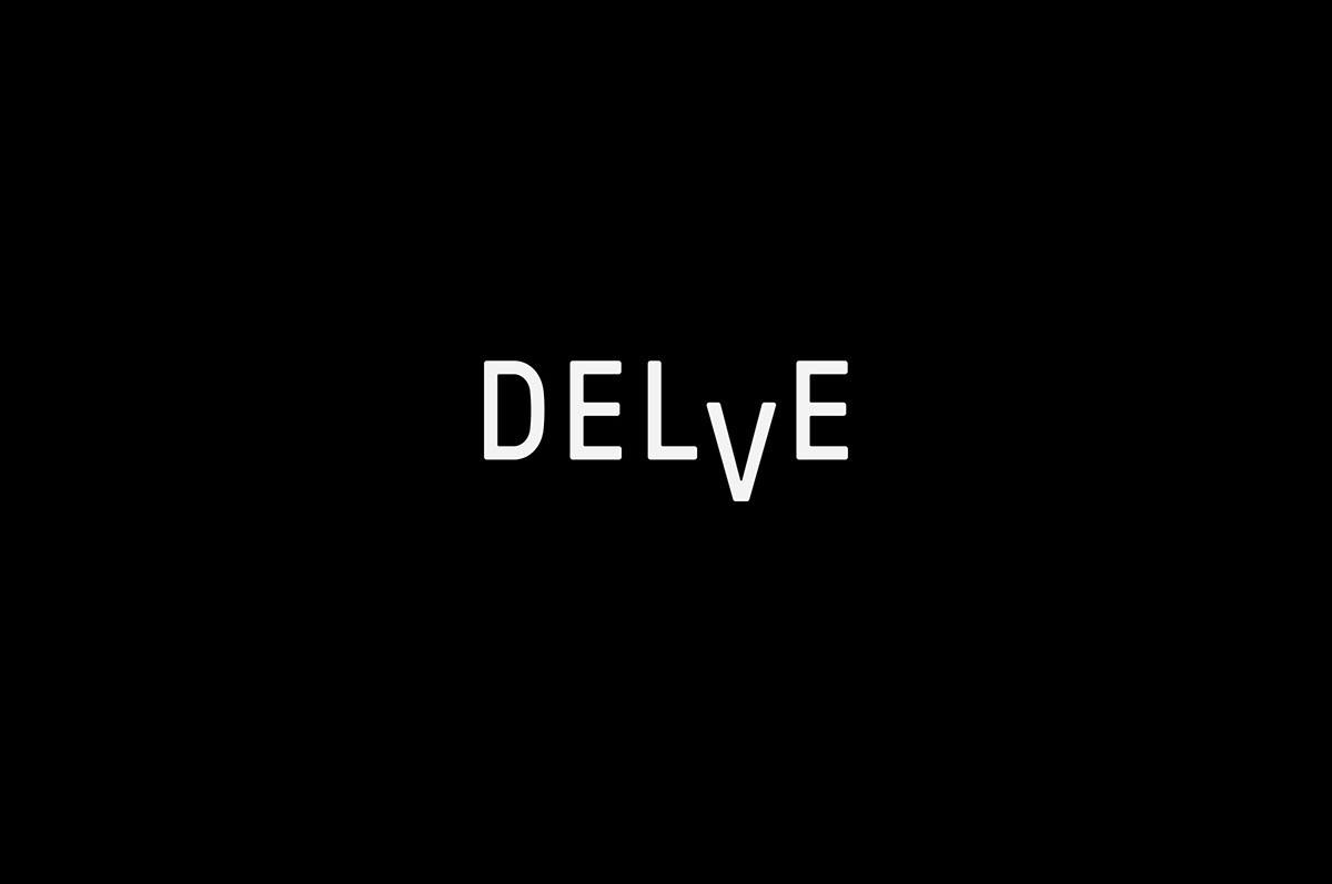 Delve 品牌设计欣赏