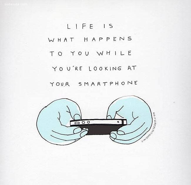 Eduardo Salles 荒诞幽默的绘画艺术
