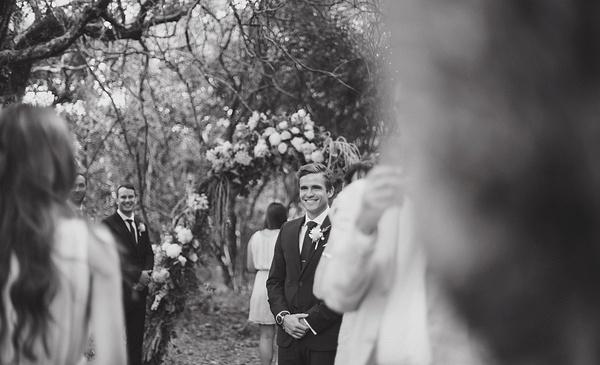Elizabeth 黑白婚礼摄影欣赏