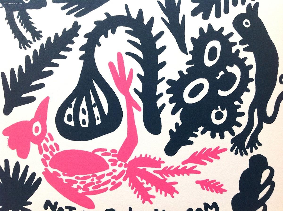 Natalya Balnova 图形设计欣赏