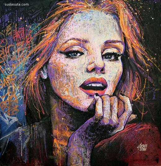 Graffmatt 街头艺术欣赏