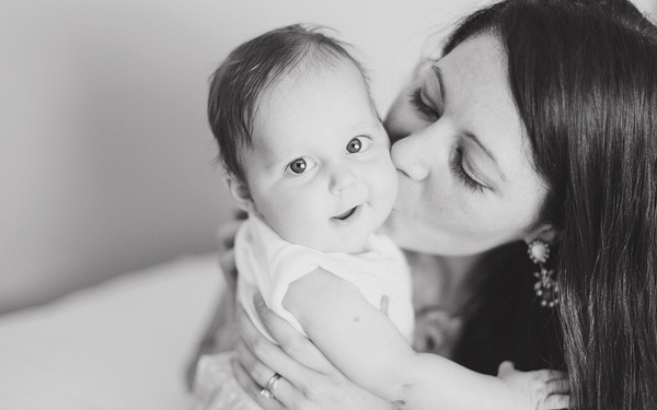 Jenni Elizabeth 黑白儿童摄影欣赏